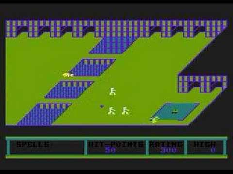 Zombies, Зомби, Atari — 8bit