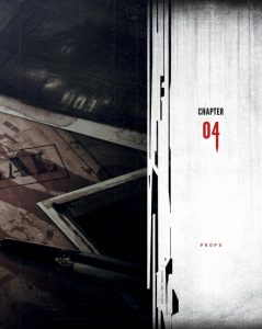 Artbook The Art of The Evil Within