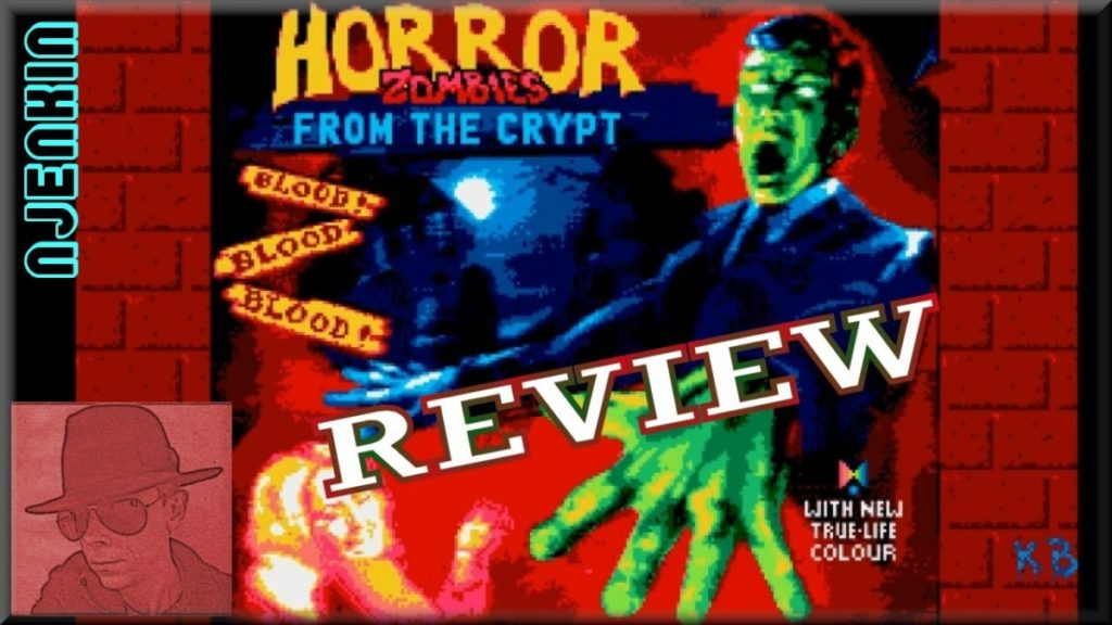 Horror Zombies from the Crypt, Astral Software, 1990
