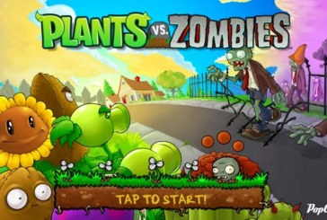 Plants vs Zombies, PopCap Games, 2009