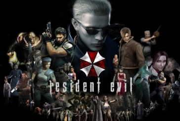 Resident Evil, Capcom, 1996