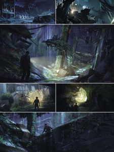 Артбук по игре The Last of Us
