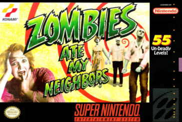 Zombies Ate My Neighbors, LucasArts, 1993