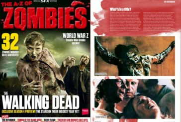 Зомби гид A-Z, SFX Special Editions The A-Z of Zombies, спецвыпуск