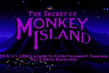 The Secret of Monkey Island, LucasArts, Telltale Games, 1990