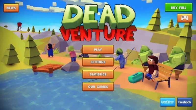 Dead Venture Zombie Survival