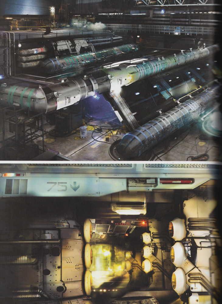 Dead Space artbook