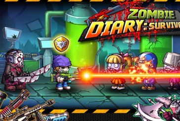 Zombie Diary Survival [ Best Zombie Survival Game ]