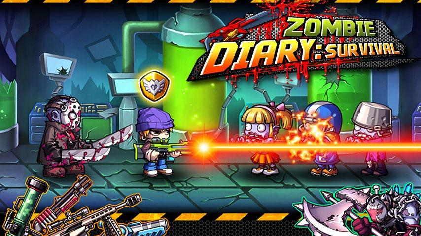 Zombie Diary Survival
