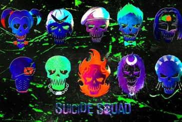 Отряд самоубийц, Suicide Squad, портреты