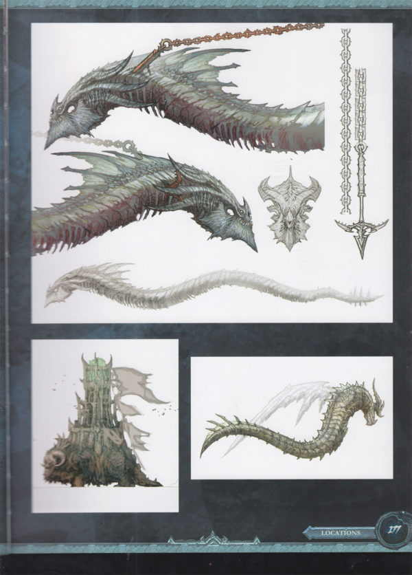 Darksiders 2 concept art