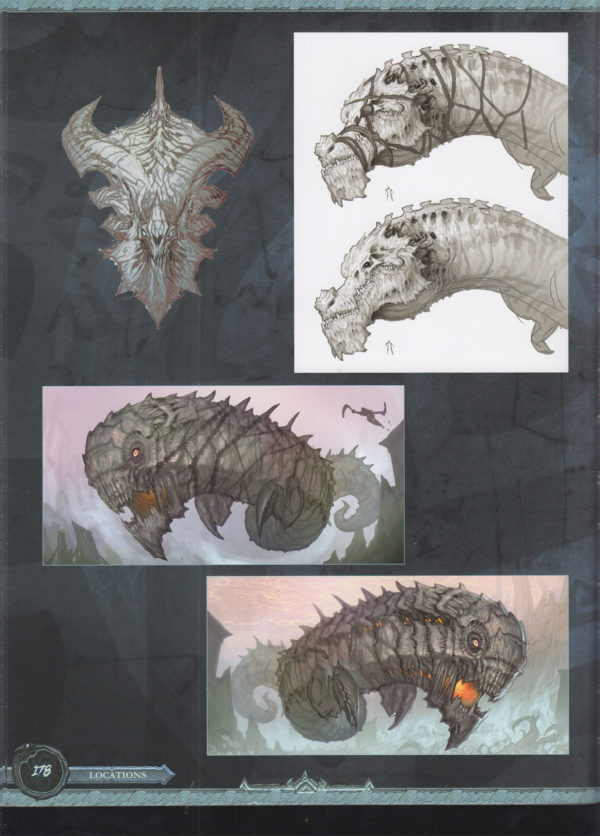 Darksiders 2 artbook