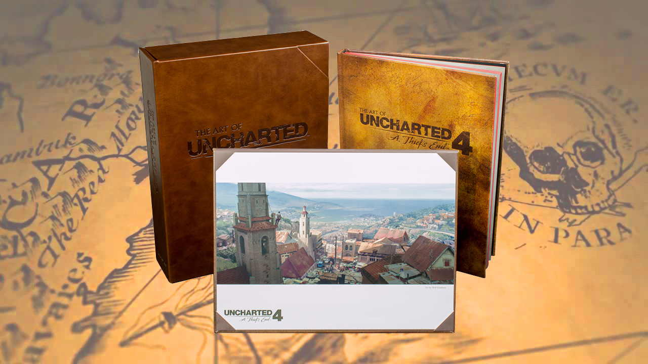 The Art of Uncharted 4 скачать