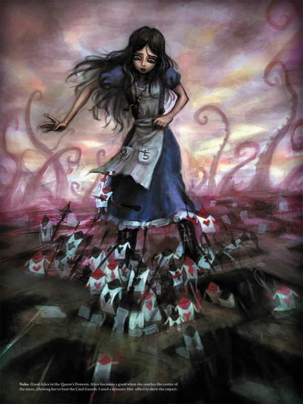 alice madness returns artbook