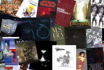 More than 100 amazing artbook collection ! [ download, PDF ]