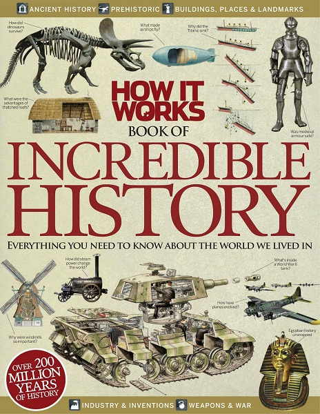 How It Works - Book of Incredible History