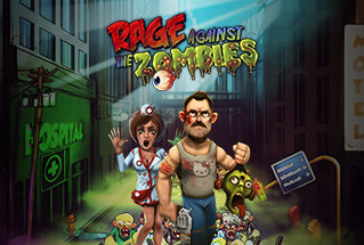 Rage Against The Zombies [ STOP ZOMBIE INFESTATION ]