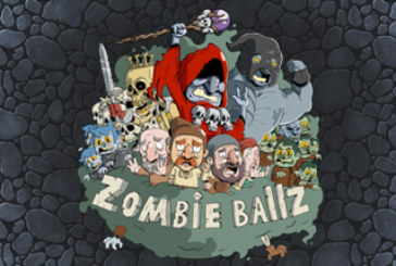 Zombie Ballz [ Download  Free Arcade Zombie Game ]