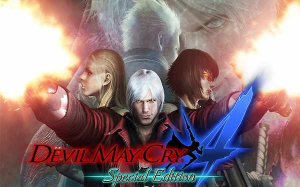 Devil May Cry 4 Special Edition repack