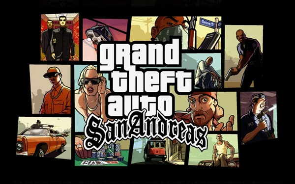 Grand Theft Auto San Andreas multiplayer