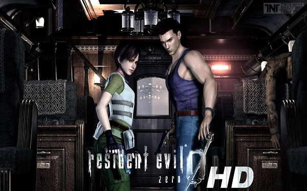 Resident Evil 0 HD REMASTER repack