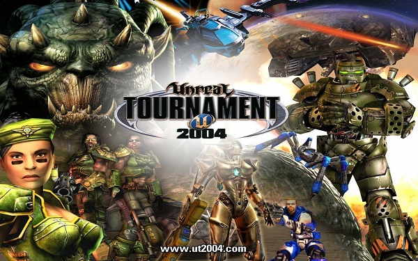 Unreal Tournament 2004 Multiplayer