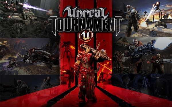Unreal Tournament 3 multiplayer