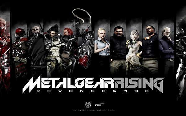 Metal Gear Rising: Revengeance download