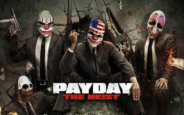 Payday The Heist repack