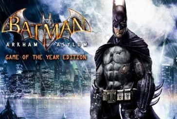 Enjoy PC game Batman: Arkham Asylum скачать free [DOWNLOAD]