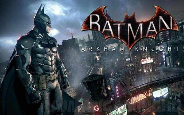 Batman Arkham Knight скачать