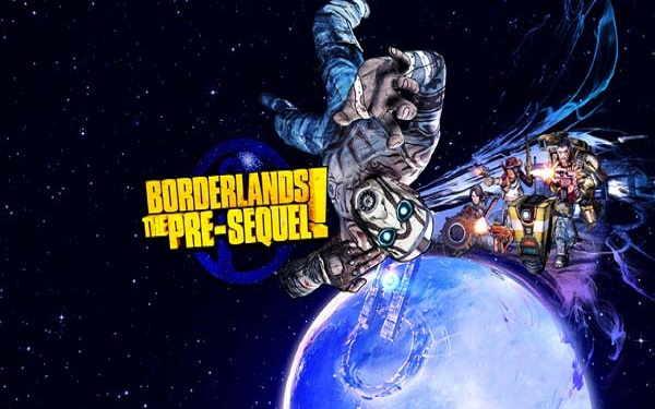 Borderlands The Pre-Sequel скачать