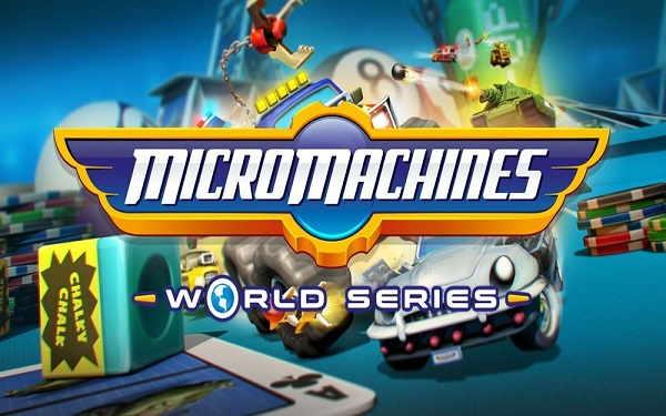 Micro Machines World Series download