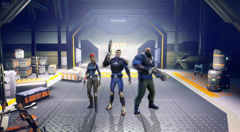Agents of Mayhem Repack [ Best Full Game Download ]