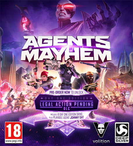 Agents of Mayhem Repack