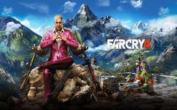 Far Cry 4 скачать