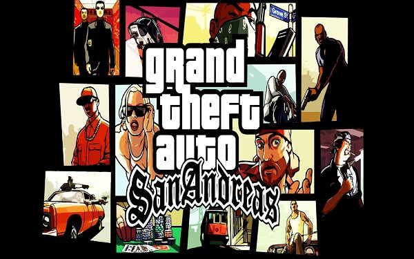Grand Theft Auto: San Andreas скачать