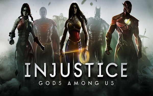 Injustice: Gods Among Us скачать