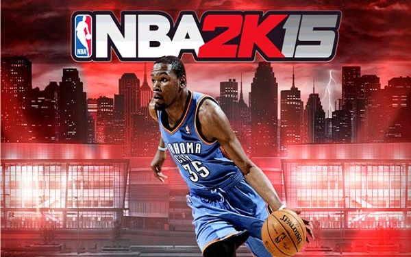 NBA 2K15 скачать