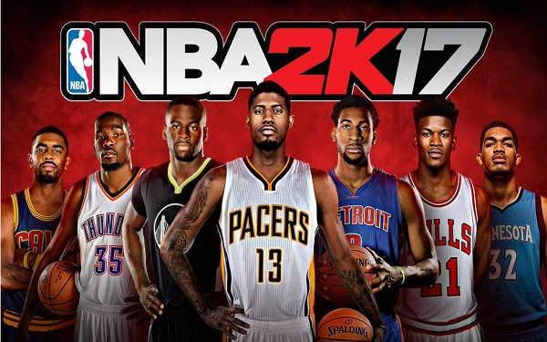 NBA 2K17 скачать