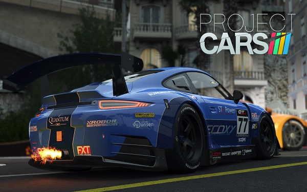 Project CARS скачать