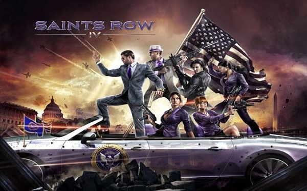 Saints Row IV скачать