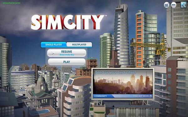 SimCity 2013 скачать