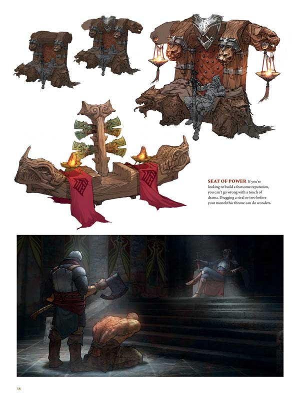 Dragon Age artbook