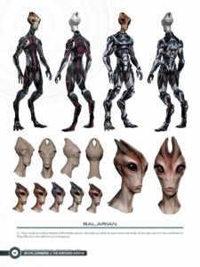 Download The Art of Mass Effect