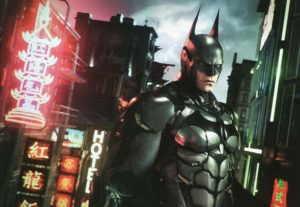 Download Art Of Rocksteady Batman