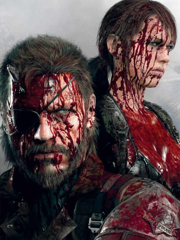 Art of Metal Gear Solid 5