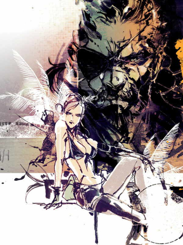 Art of Metal Gear Solid 5 PDF