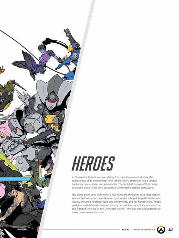 Art of Overwatch pdf