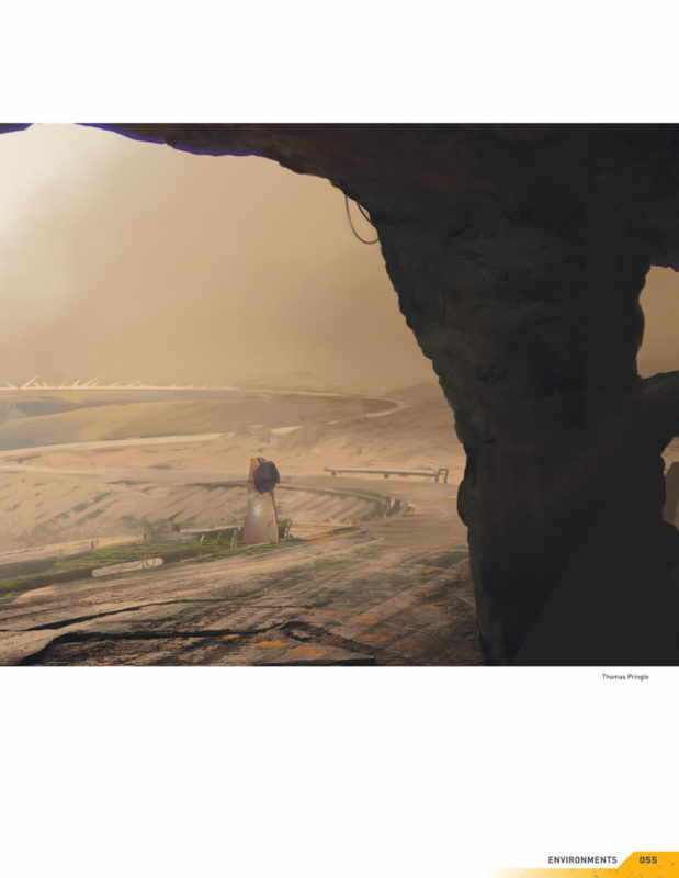 Art of ReCore PDF